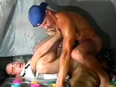 Scouts sexual act in tent
