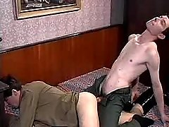 Homosexuals jizz mightily after anal sex
