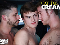 Frat House Goo Movie 2: Truck Load - NakedSword Originals