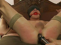 Trent Diesel's Orgasmic Adventure - Kink Dick-holders