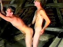 Gay anal groupie